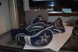Golf Club Head Covers Dallas Cowboys