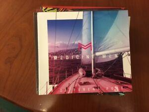 MEDICINE HEAD-A DIFFERENT PORT-G/FOLD CARD SLEEVE-CD- Ref- 2106
