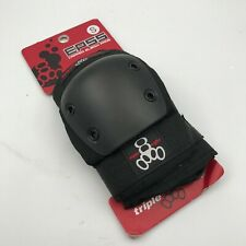 Triple 8 Elbow Pads - Roller Skate Protective Pads Size Small