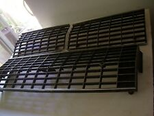 67 1967 Thunderbird Tbird grille & light grilles 3 pieces