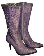 l'autre Chose Lilac Boots UK 3 EU 36 NWOB