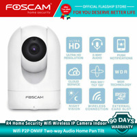 Foscam 1080P R4 Home Security IP Camera Wifi Wireless CCTV Night Vision Indoor