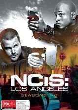 NCIS Los Angeles The complete Season 1, 2, 3, 4, 5 & 6 DVD box set New Sealed R4