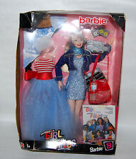 """generación Girl"" barbie en cartón"
