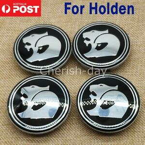 4x Wheel Centre Caps Holden 63mm HSV Coupe V2-VY VZ VE VF EX GTS Commodore