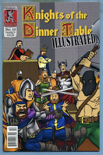 Knights of the Dinner Table Illustrated #10 2001 Mark Plemmons Kenzer & Company