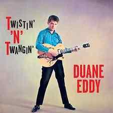 Duane Eddy – Twistin' 'N' Twangin' CD
