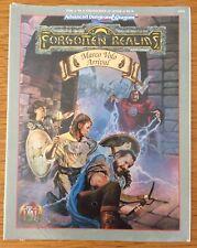 Advanced Dungeons & Dragons 2nd edición Forgotton reinos Marco Volo llegada TSR