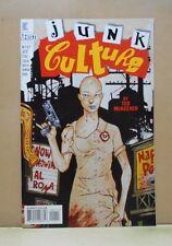 JUNK CULTURE #1 of 2 1997 Vertigo 9.0 VF/NM Uncertified TED MCKEEVER