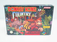 Donkey Kong Country | Nintendo Super Nintendo SNES Spiel | in OVP mit Anleitung