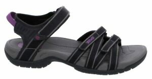 Teva Damen Sandalen Women Womens Tirra  Gr: 40 / black grey Outdoor Sandalen