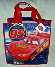 "Disney ~Cars~Lightning McQueen Tote 13""~Disney Store~Nwt"