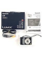 Panasonic Lumix DMC LZ8 Black Digital Camera