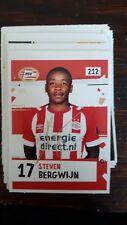AH Voetbalplaatje 2018 2019 #212 Steven Bergwijn PSV