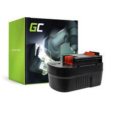 A1714 B-8316 BD1444L BD-1444L Ni-MH Batterie pour Black&Decker 3Ah