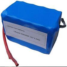 12 Volt LiFePo4 - Akku , bis zu 5kg weniger ! H2OLE 12V - 6600mAh XP