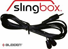 NEW SLINGBOX 2-HEAD IR BLASTER CABLE INFRARED PRO HD FOR ALL SLINGBOXES