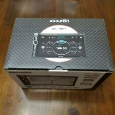 7 inch Double Din Digital Media Car Stereo Receiver,aboutBit Bluetooth 5.0 Touch