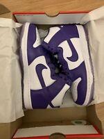 Nike Dunk High SP Varsity Purple - UK 6 - US 8.5 Womens - EU 40