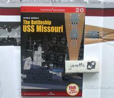 *The Battleship USS Missouri - TopDrawings, KAGERO