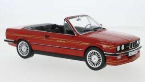 1:18 BMW ALPINA C2 2.7 model car red blue or black 1986 MCG 18223 18224 or 18277