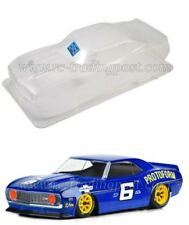Clear Body 1969 Chevy Camaro Z28 Clear Body for 200mm Pan Car & TC For RC Car