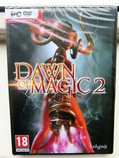 Dawn Of Magic 2 - PC DVD ROM Nieuw in seal