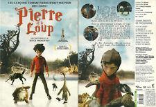 RARE / DVD - PIERRE ET LE LOUP ( DESSIN ANIMEE ) - SERGE PROKOFIEV / COMME NEUF