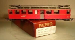 ➽ BEMO Triebwagen der RhB ABe 4/4 im OKT, Art: 1265 115