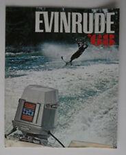 EVINRUDE Outboard 1968 dealer brochure - English - Canada - ST1002000318