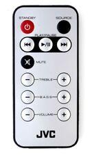JVC SP-AD300 100W Wireless Speaker Dock Remote Control