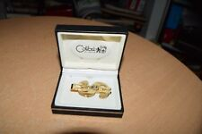 Colibri Gold Stainless Dollar Sign Money Clip New In Box