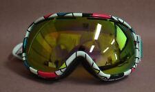 Von Zipper Coastal Edge Chaka Google Mop Multi-Color Ski Goggles 226120