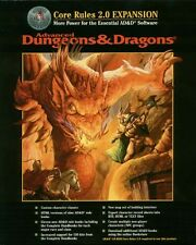 AD&D CORE RULES 2.0 Expansion TSR 11543 Accessory  NEW SEALED Dungeons & Dragons