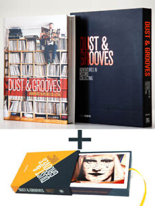 DUST & GROOVES: Adventures in Record Collecting - Book & Postcards / Vinyl