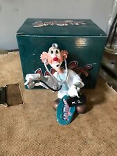 "Slapstix By Cast Art ""It Only Hurts When I Laugh� Still In Box"