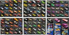 HOT WHEELS 1968-1998 Your Choice of 139 Different Original Cars 25 Red Lines Lot