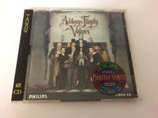 ADDAMS FAMILY VALUES - VIDEO CD