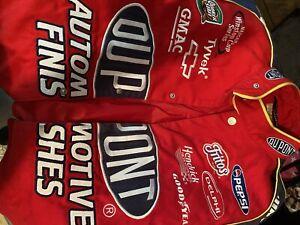 Jeff Gordon Memorabilia Jacket