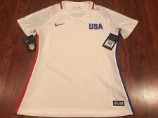 Nike Women's United States Olympic Soccer Jersey Medium M US USA USWNT