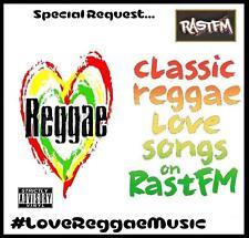 CLASSIC REGGAE LOVE SONGS  MIX 2CD