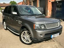 11 LAND ROVER RANGE ROVER SPORT 3.0 TDV6 HSE  SATNAV, LEATHER, LOVELY SPEC