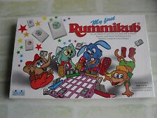 MY FIRST RUMMIKUB - 1993 - BOARD GAME - NEW SEALED BOX - FOR AGES 4 YRS +
