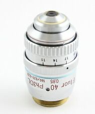 Nikon Fluor 40x 0.85 0.11-0.23 Ph3 DL Phase Contrast Microscope Objective