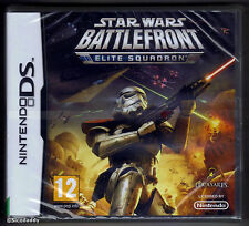 Star Wars Battlefront Elite Squadron Nintendo DS NDS 2ds DSL DSi 3ds Game