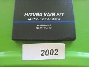 Mizuno  RAIN FIT   LARGE  Golf Glove Pair Enhanced Grip Wet Weather  #2002