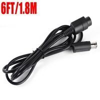 Controller Extension Adapter Cable Cord for Nintendo Gamecube Wii NGC GCU 6FT