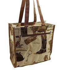 Damen-Shopper/- Umwelttaschen mit Handytasche und Reißverschluss
