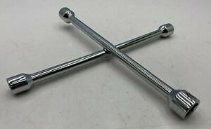 GREAT NECK 4-WAY LUG WRENCH 17mm 19mm 21mm 23mm