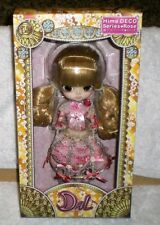 "RARE Pullip Dal Doll 10"" JAPAN Princess Pinky D-145 Hime Deco Series ROSE NIB"